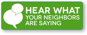 Hear What Your Neighbors Are Saying (Search the Ideas)